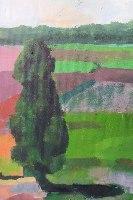 סט ציורי נוף- הדפס ציור על קנבס