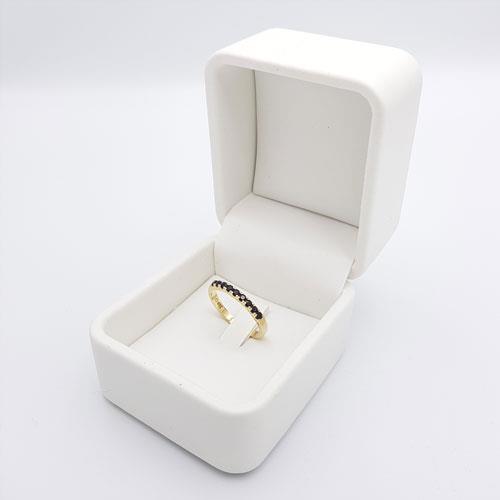 טבעת משולבת אבני ספיר