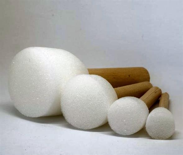 סט 4 ספוגיות על מקל בגדלים שונים TAG Wooden Handled Sponge Mop