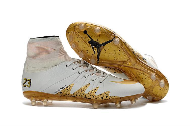 נעלי כדורגל מקצועיות NIke NJR x JORDAN Hypervenom II FG מהדורה מיוחדת מידות 39-45