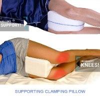 כרית תמיכה לרגליים לשינה