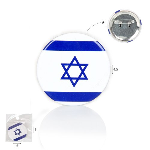 סיכה דגל ישראל