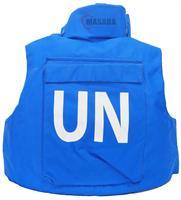 UN bulletproof vest