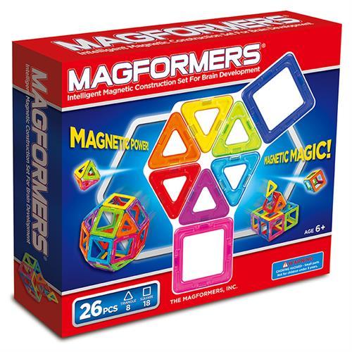 מגפורמרס 26  מגנטים 63087 (701004)