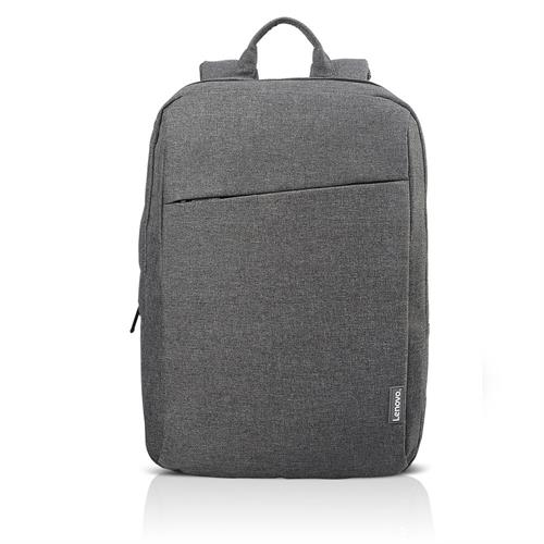 תיק גב למחשב נייד Lenovo 15.6 inch laptop Backpack B210 (Grey)