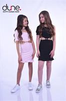 שמלת כתף קולר