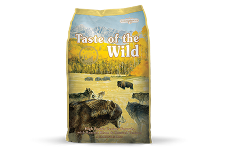 "Taste Of The Wild ביזון 13 ק""ג"