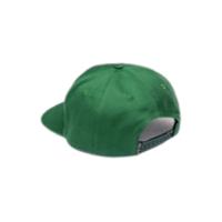 SPITFIRE BIGHEAD FILL SNAPBACK CAP (DARK GREEN RED)