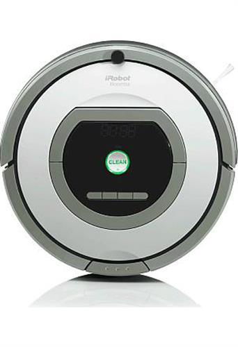 שואב אבק רובוטי iRobot Roomba 760 איירובוט