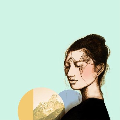 סאקי -הדפס ציור