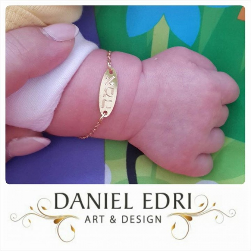 צמיד לילדים בעיצוב אישי
