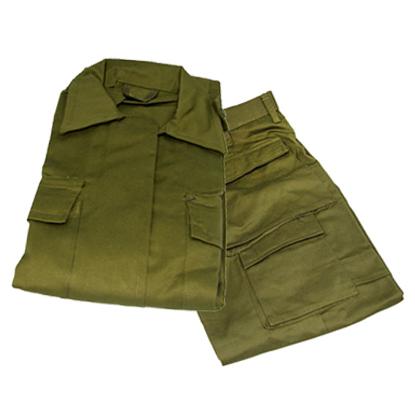 סט חולצה + מכנסיים מדי ב' תקניים לצבא דגם צנחנים