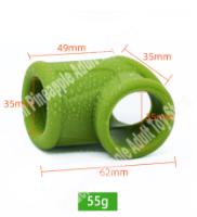 מוצר לעיכוב גמירה ולהחזקת זקפה מסילקון גמיש