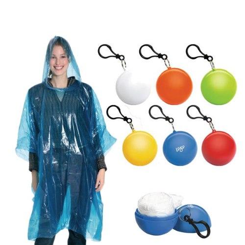 מעיל גשם ניילון נשלף