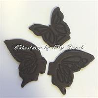 Butterfly Chocolate Form