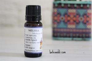 שמן אתרי מליסה|MELISSA