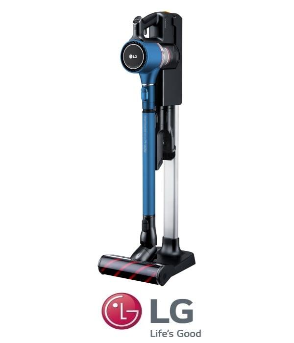 LG שואב אבק אלחוטי סדרת A9 דגם A9BEEDING -כחול