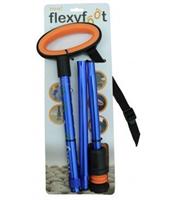 מקל הליכה טלסקופי מתקפל FlexyFoot