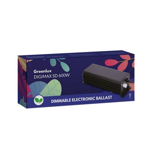 משנק דיגיטלי Greenlux DIGIMAD 600w