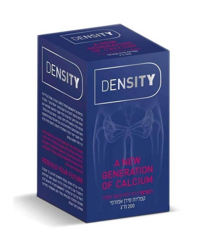 דנסיטי - DENSITY