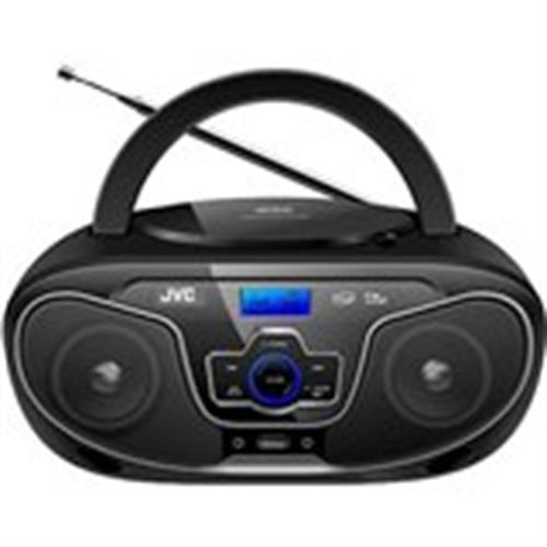 רדיו דיסק JVC RD-N327  בלוטות USB AUX