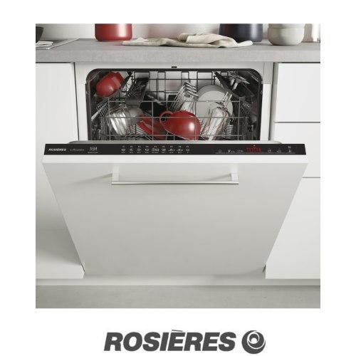 ROSIERES מדיח כלים רחב אינטגראלי מלא דגם RDIN2D350PB-47