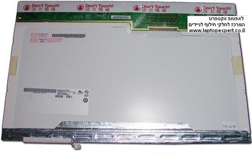 החלפת מסך למחשב נייד LP141PW03 V.0 / B141PW01 V.1 LCD 14.1