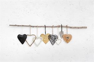 ענף עם 8 לבבות