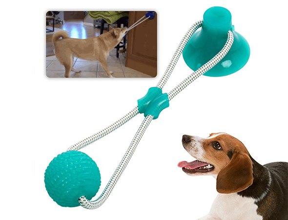צעצוע כדור משיכה לכלב