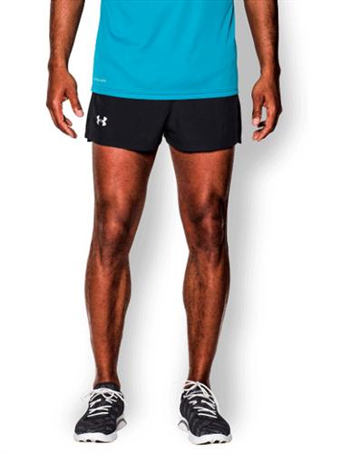 מכנס ריצה שורט אנדר ארמור Under Armour Launch Split Shorts