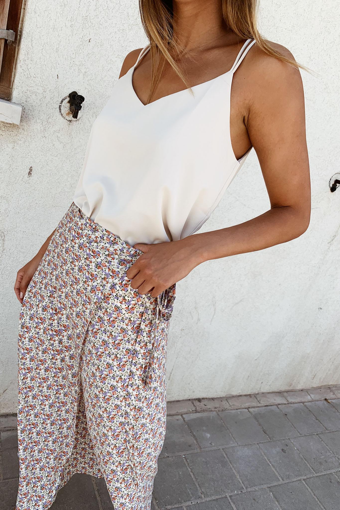 חצאית מעטפת סטלה בוהו