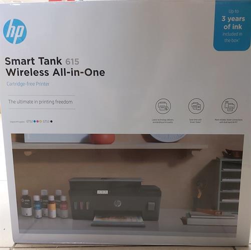 מדפסת למשרדים דגם SMART TANK 615