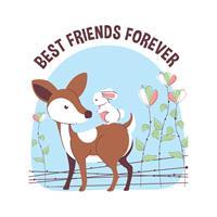 בגד גוף לתינוק Best Friends Forever