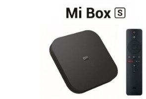 שלט לxiaomi mi box s