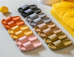 כפכפי נוחות מעוצבים למניעת החלקה במגוון צבעים