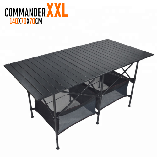 שולחן COMMANDER מידה XXL