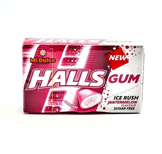 Halls Gum בטעם אבטיח