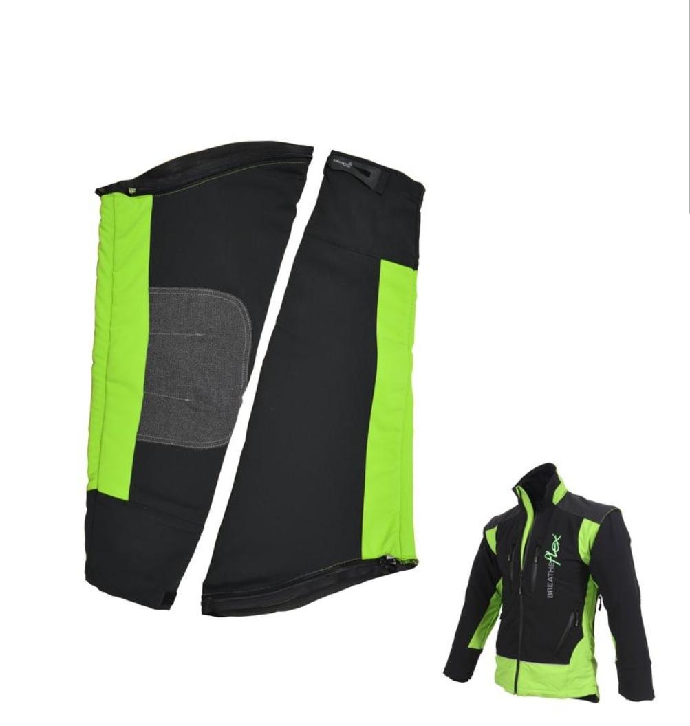 מגן ידיים Arbortec ירוק למעיל