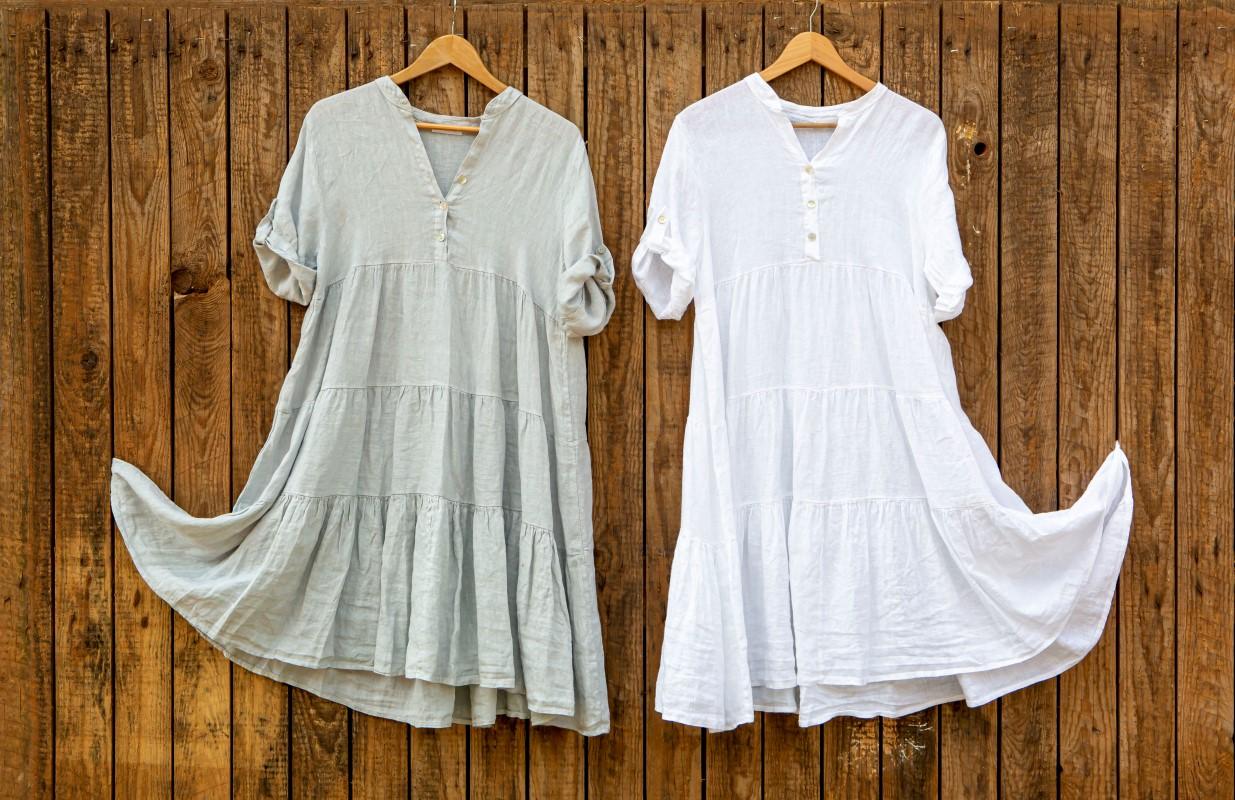 שמלת LINUM