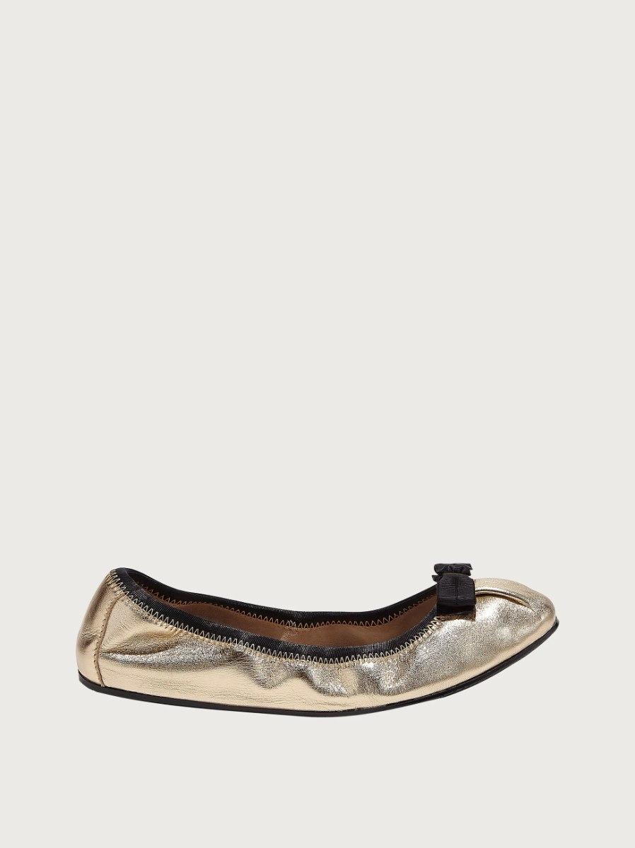 נעליSalvatore Ferragamo לאישה MY JOY זהב