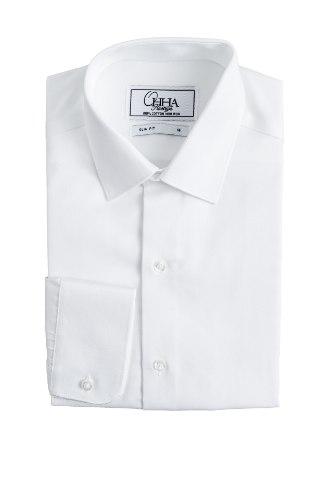 חולצה אוהה טיקט לבן סאטן