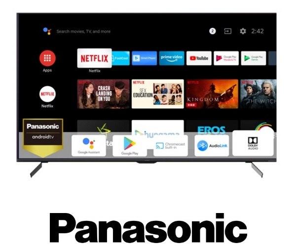 טלוויזיה Panasonic SMART TV ,4K פנסוניקדגם TH43JX620