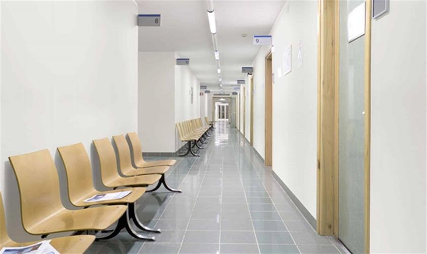 חיפוי קירות פולימרי 100% עמיד במים Kerradeco דגם ''UNICOLOR WHITE''
