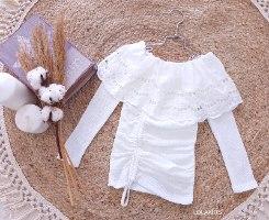 שמלת סביון דגם 6779