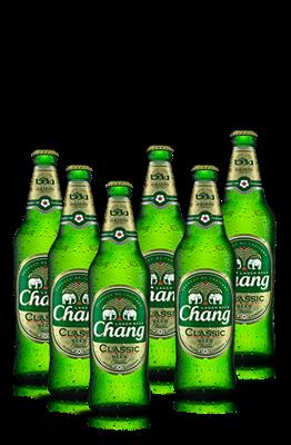 שישיית בירה צ׳אנג 330 מ״ל