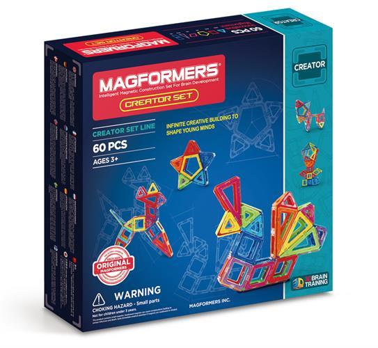 מגפורמרס 60 מגנטים  63133