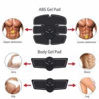 ממריץ שרירי גוף בטכנולוגיית Trainer Weight  -  EMS