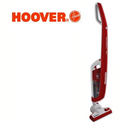 HOOVER שואב אבק נטען משולב מטאטא חשמלי 2 ב-1 דגם: FJ-120RW2-011