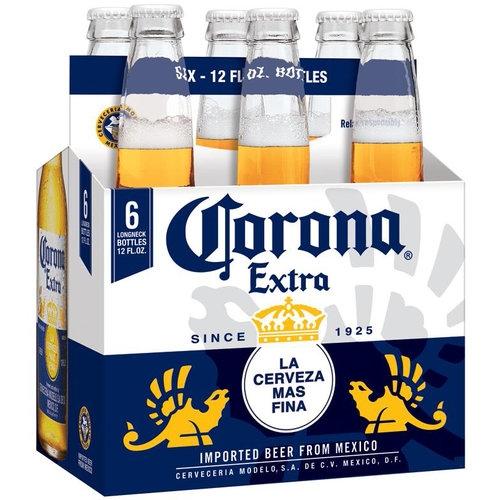 שישיית בירה קורונה 355 מ״ל