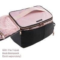 תיק דחיסה CABIN MAX TRAVEL HACK- צבע ורוד
